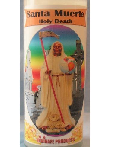 Cero santa muerte studio negozio esoterico il tempio - Rito porta soldi ...